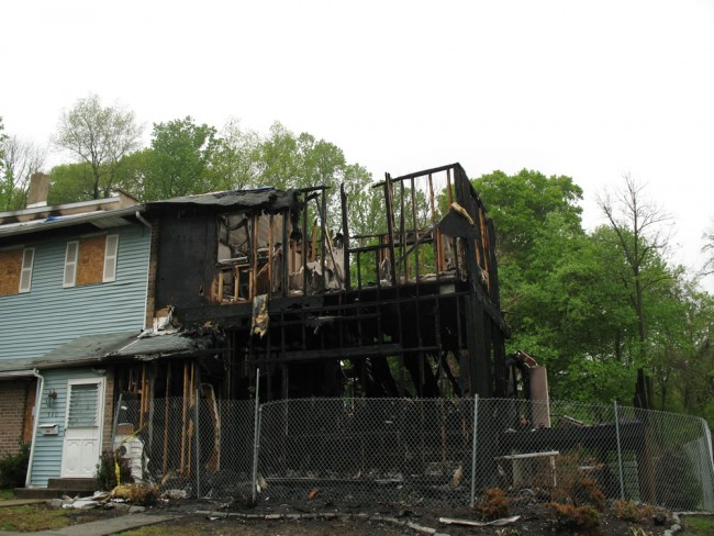Rebuilding Home After Fire